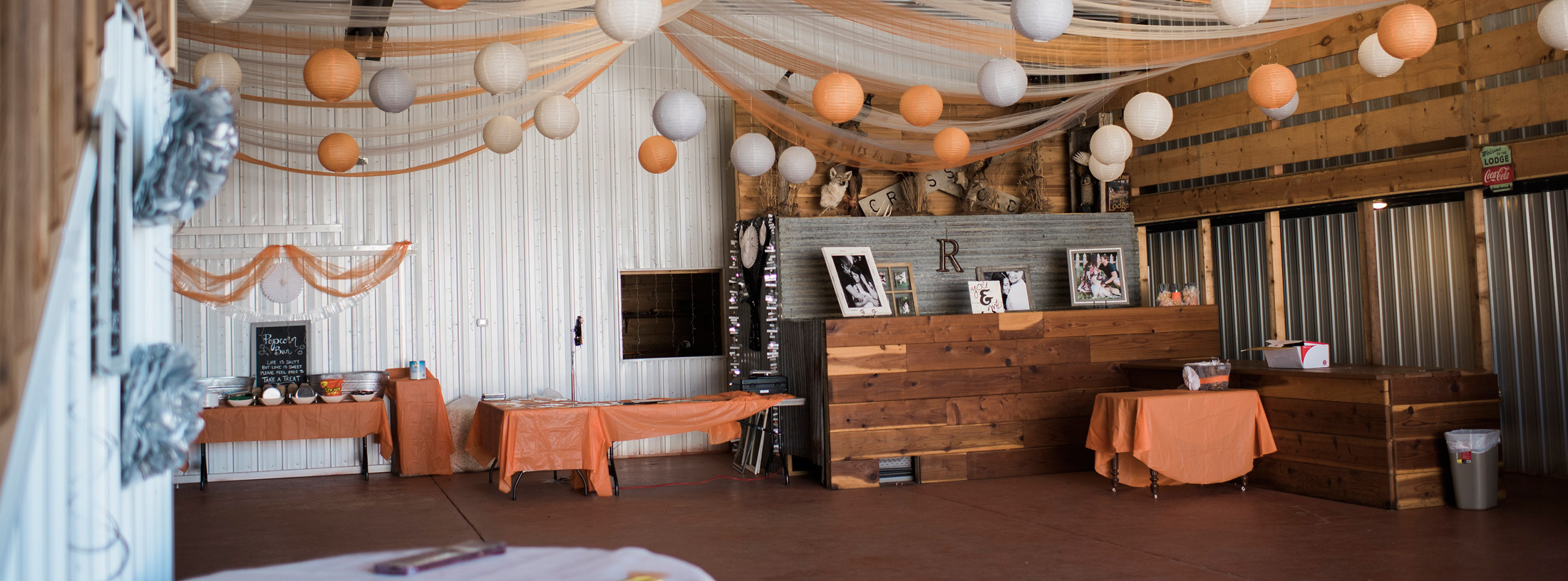 Lodge for Parties and Events in Bruce, SD